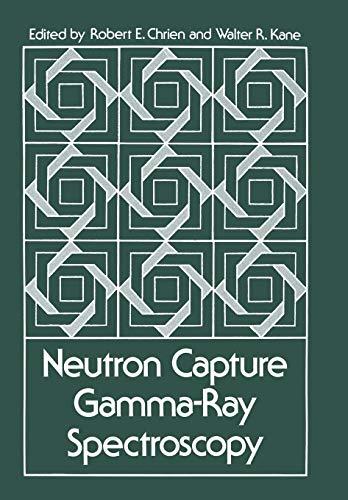 Neutron Capture Gamma-Ray Spectroscopy