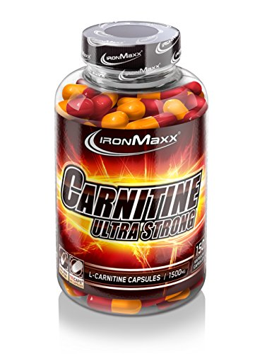 Ironmaxx L-Carnitin Ultra Strong