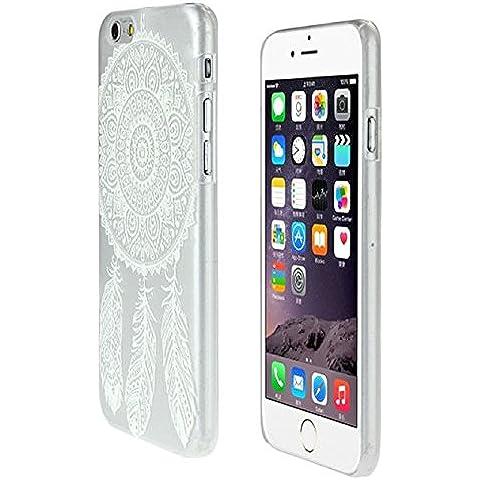 Malloom® Per Iphone 6 Sognare Copertura Dura Trasparente Modello Collettore