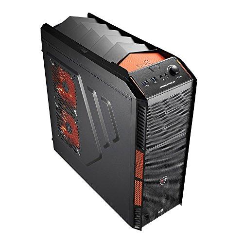 Aerocool XPredator X1 Evil Black Edition Case per