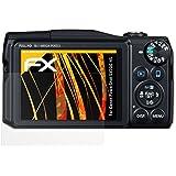 3 x atFoliX Protecteur d'écran Canon PowerShot SX700 HS Film Protection d'écran - FX-Antireflex anti-reflet