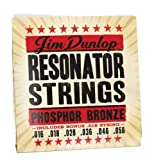 Jim dunlop resonator phosphor bronze 16-56 guitar strings