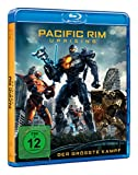 Pacific Rim: Uprising [Blu-ray]