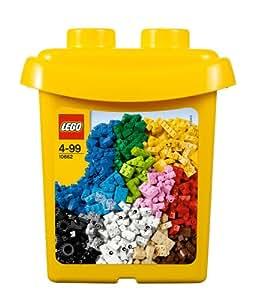lego briques 10662 jeu de construction baril jaune de briques lego lego jeux. Black Bedroom Furniture Sets. Home Design Ideas