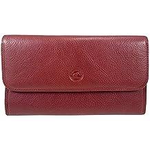 Chaussmaro Compagnon, tout en un, porte chéquier portefeuille monnaie 12 CB  cuir de vachette c8e1096e327