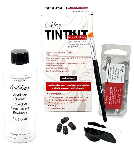 Godefroy - kit de tinte para Cejas o...