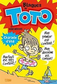 Lire et rire: Blagues de Toto en vacances - Dès 6 ans par Yann Autret