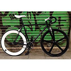 Mowheel Bicicleta Monomarcha fixie/single speed stellar europe T-56cm
