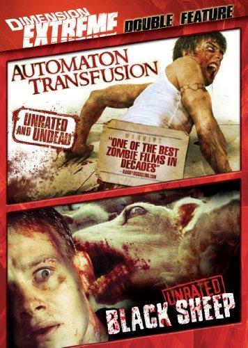 Dimension Extreme Double Feature (Automaton Transfusion / Black Sheep) by Garrett Jones