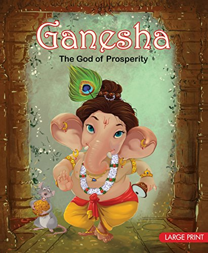 Ganesha: The God of Prosperity por OM Books