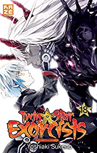 Twin star exorcists Edition simple Tome 18