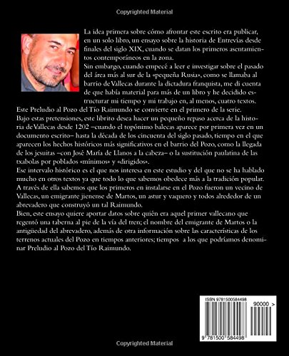 Historia de Entrevías (I): Preludio al Pozo de Tío Raimundo: Volume 1