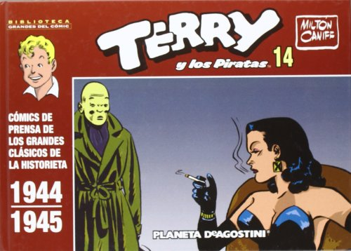 Biblioteca Grandes del Comic: Terry y los piratas nº 14