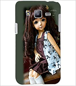 PrintDhaba Cute Doll D-1031 Back Case Cover for SAMSUNG GALAXY J2 (Multi-Coloured)