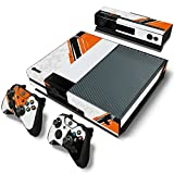 zoomhit Xbox One Konsole Sticker Decal Aufkleber + 2Controller & Kinect Skins Set TitanFall