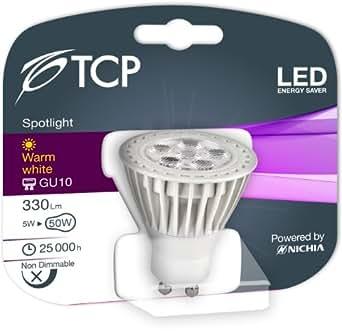TCP Ampoule GU10 LED  5 watts