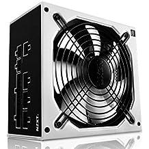 NZXT HALE 82 v2 700W ATX Negro, Color blanco unidad de - Fuente de alimentación (700 W, 100 - 253, 47 - 63, Activo, 120 W, 630 W)