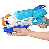 Leegoal Wasserpistole, Luftdruck Wasserpistole Max Squirt Gun Super Blaster Super Soaker Spielzeug für Kinder