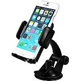 Mpow Grip Pro Soporte Universal Giro 360º Para Móviles & Smartphones con Ventosa