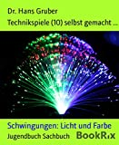 Technikspiele (10) selbst gemacht ...: Schwingungen: Licht und Farbe