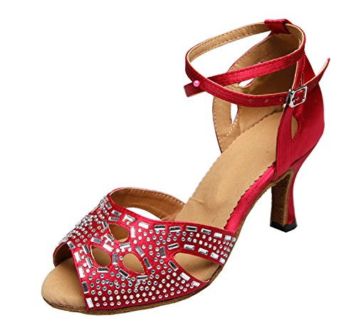 Minitoo - Ballroom donna Red