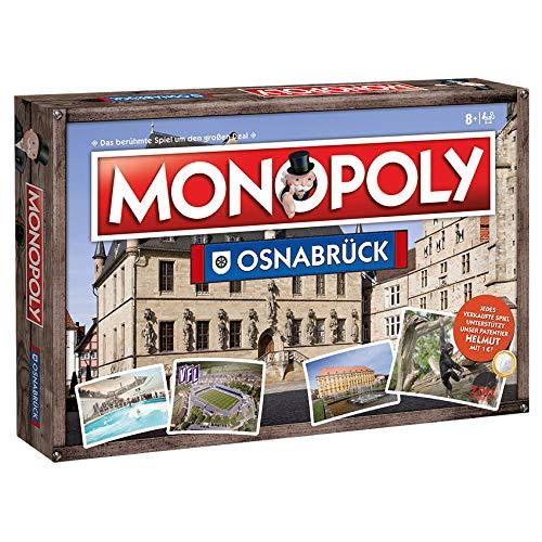 Monopoly Osnabrück City Stadt 2018 Edition Spiel Gesellschaftsspiel Brettspiel