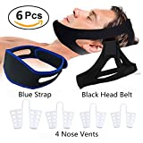 Système anti-ronflement, dispositifs d'aide au sommeil Roncar Sangle pour protéger le dilatateur nasal R-PHA + et le ruban contre le ronflement
