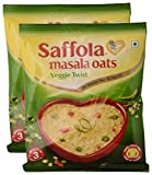#9: Star Combo - Saffola Masala Oats Veggie Twist, 40g (Pack of 2) Promo Pack