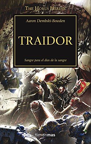 Traidor nº 24 (Warhammer 40.000) por Aaron Dembski-Bowden