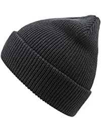 e9737f22d01 HILELIFE Knitted Slouchy Beanie Hats – Thick and Warm Winter Hat for  Outdoor