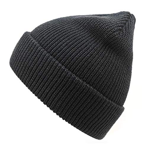 e0fbbbc0eb5 HILELIFE Knitted Slouchy Beanie Hats – Thick and Warm Winter Hat for  Outdoor