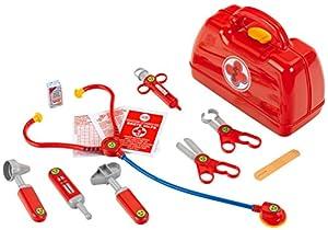Theo Klein - Maletín para médico con accesorios (THEOK 4457)