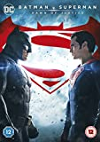 Batman v Superman: Dawn of Justice [Includes Digital Download] [DVD] [2016]