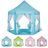 Schramm Prinzessinenzelt in 3 Farben Prinzessin Zelt Wählbar mit LED