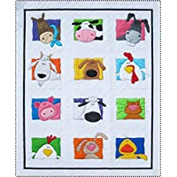 Amy Bradley Animal Whimsy Quilt Pattern by Amy Bradley Design