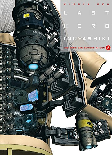 Last Hero Inuyashiki Edition simple Tome 5