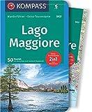 Lago Maggiore: Wanderführer mit Extra-Tourenkarte 1:60.000, 50 Touren, GPX-Daten zum Download. (KOMPASS-Wanderführer, Band 5937) - Iris Kürschner, Gerhard Stummvoll
