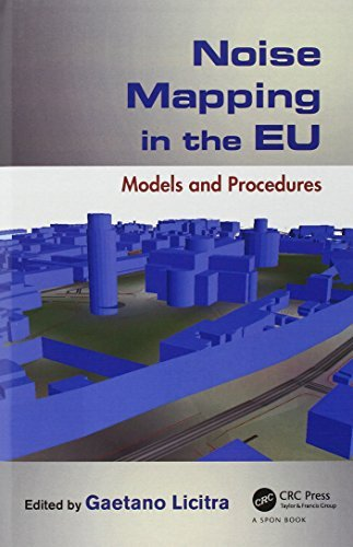 [(Noise Mapping in the EU: Models and Procedures)] [Author: Gaetano Licitra] published on (September, 2012)