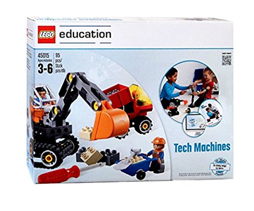 LEGO Education Set # 45015 Tech Maschinen durch Bildung