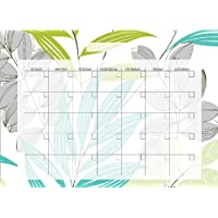 Wallpops, Calendario adesivo autocollante, cancellabile a secco, 33 x 45 cm, Habitat [Importato da Regno