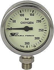 Scuba Force–finimeter Oxygen 360Bar