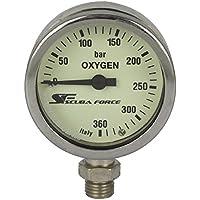 Scuba Force–Manómetro Oxygen 360Bar