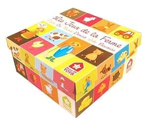 House of Toys - 472921 - Jeu de Société - Coffret Jeu de La Ferme