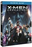 X-Men - Apocalisse (3D) (Blu-Ray 3D+Blu-Ray);X-Men - Apocalypse