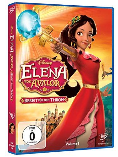 Elena von Avalor: Bereit für den Thron (Volume 1): Alle Infos bei Amazon