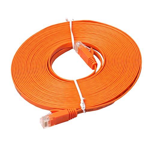 h Ethernet Cat6Netzwerk Kabel Patch Führen RJ45Für PC/PS4/Xbox (Schimmel Führen)