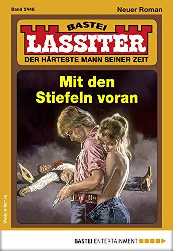 Lassiter 2448 - Western: Mit den Stiefeln voran