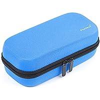 Hartschalen Insulin Kühltasche Diabetiker Tasche Temperaturanzeige kühler Boxen für Medikamente mit 3 Kühlakkus... preisvergleich bei billige-tabletten.eu