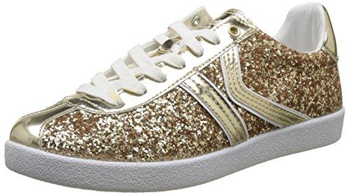 Kaporal Damen Kiona Sneaker Or (or Glitter)