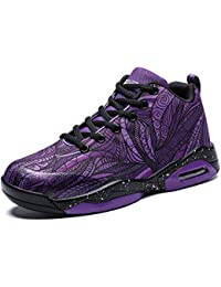 1efce7327fa4 Unisex Basketball Shoes Fall Winter Non-slip Air Cushion Men s Trainers  Outdoor casual Women s Sneakers